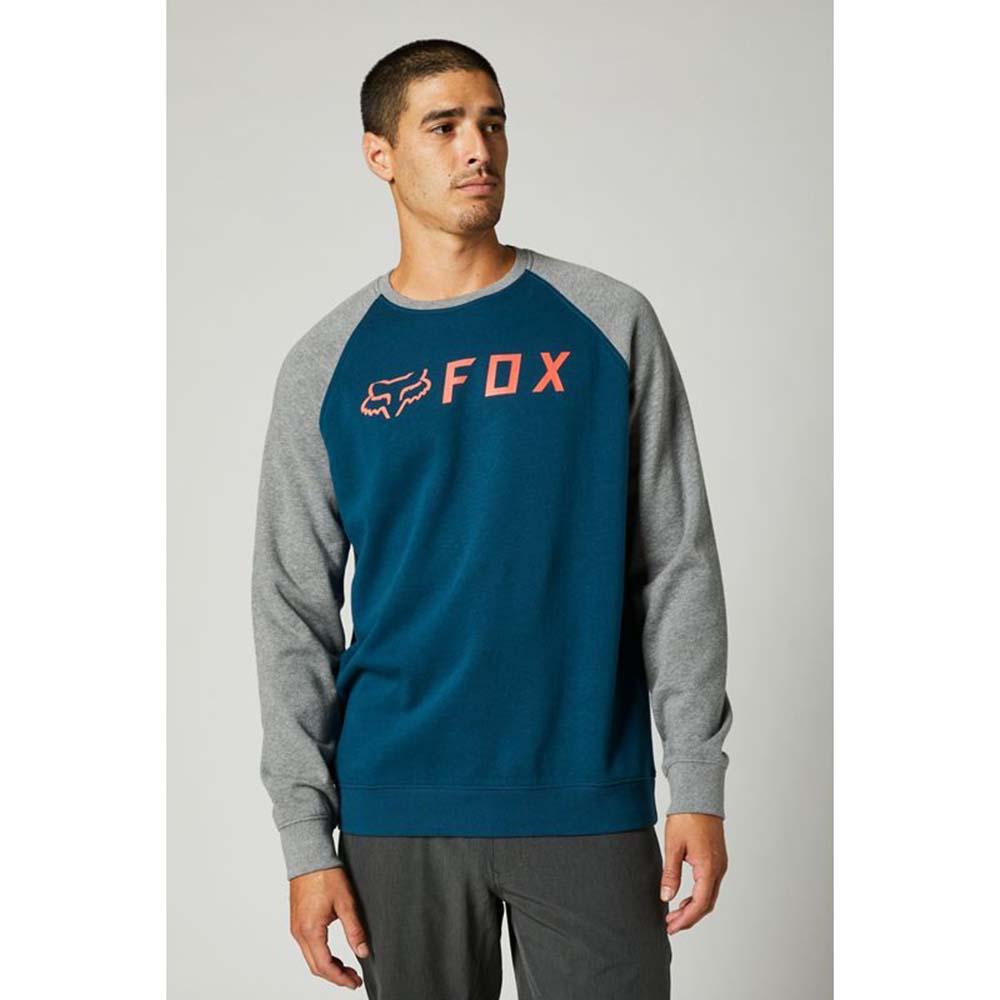 Fox Apex Crew Fleece Dark Indigo толстовка