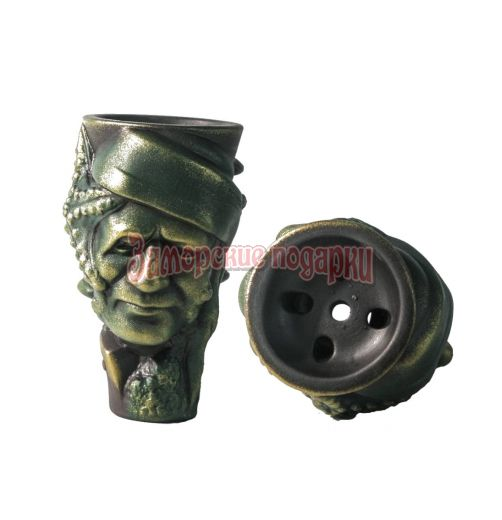 Чаша Tortuga Черный Билл