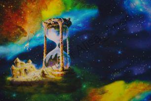 Песочные часы кулирка с лайкрой