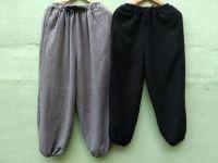 Теплые мужские и женские штаны шаровары из шерсти. Интернет магазин