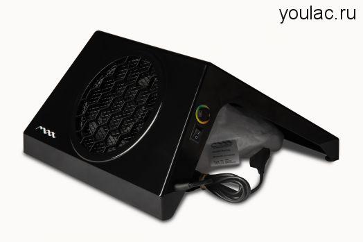MAX ULTIMATE 6  (черный),  супермощный настольный пылесос 65вт