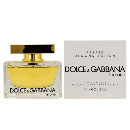 Тестер Dolce & Gabbana The One 75 мл (Sale)