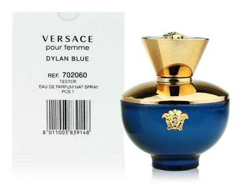Тестер Versace Dylan Blue Pour Femme 100 мл (Sale)