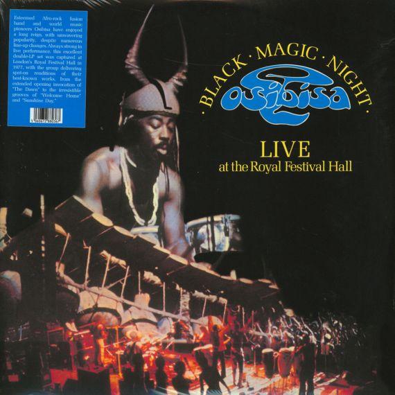 Osibisa - Black Magic Night 1977
