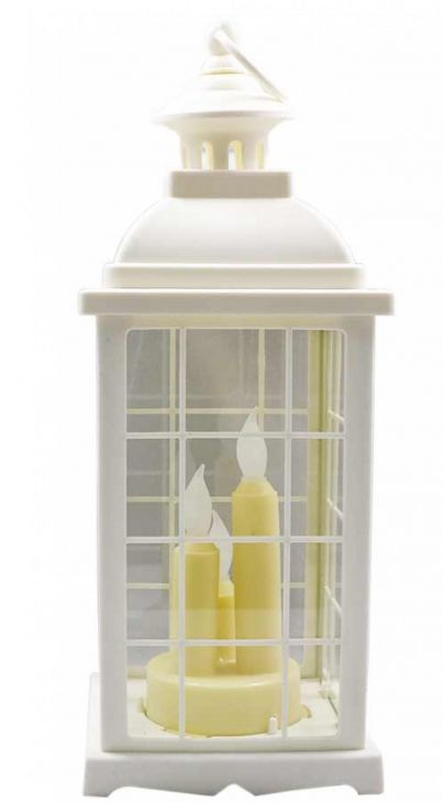 Фонарь-светильник арт.830 LED YR2319 h35*12см