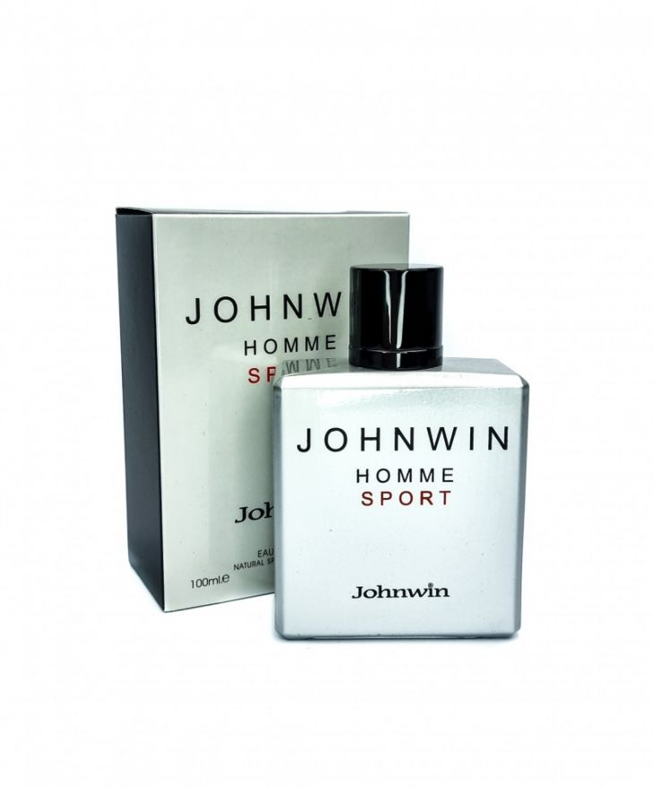 Парфюмерная вода Johnwin Homme Sport 100 мл (ОАЭ)
