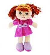 """Мягкая игрушка """"Кукла Машенька"""" 26.5 см (цвета микс) (арт. ДК-4909)"""