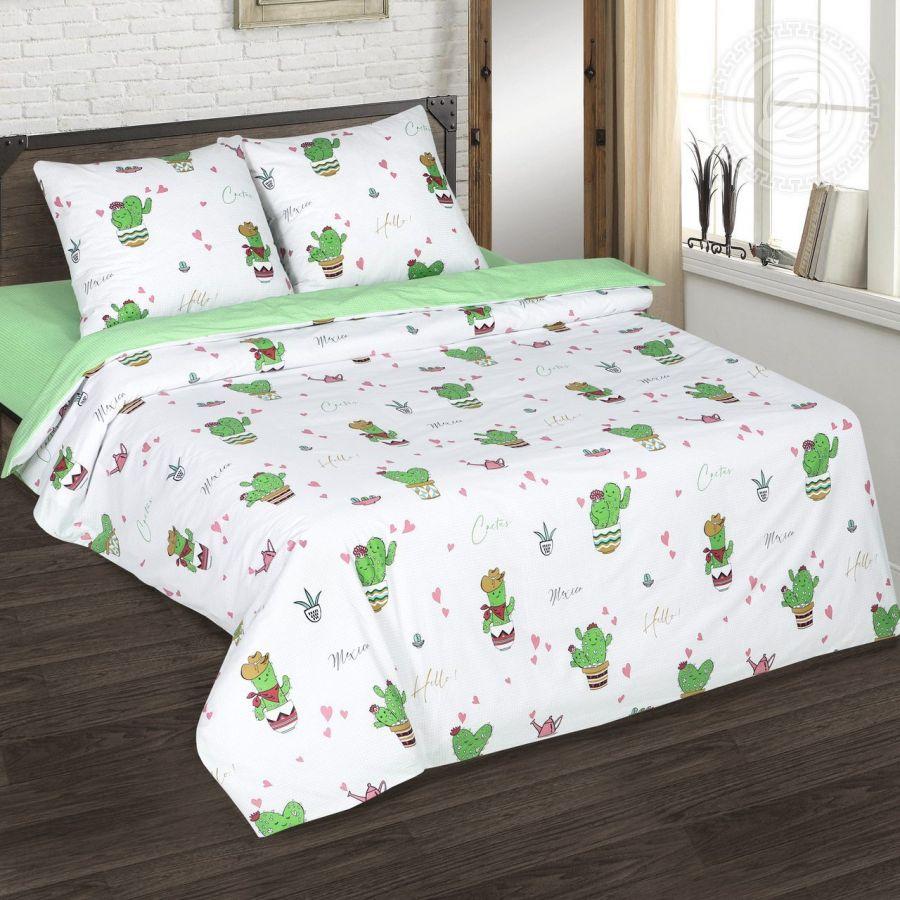«Мехико» (DE LUXE) постельное белье Поплин
