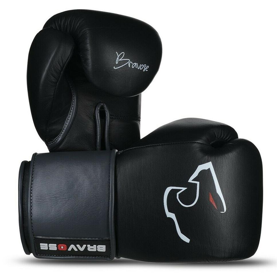 Боксерские перчатки Bravose Platinum