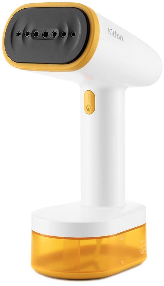 Ручной отпариватель KitFort КТ-985-5 (желтый) (НОВИНКА)