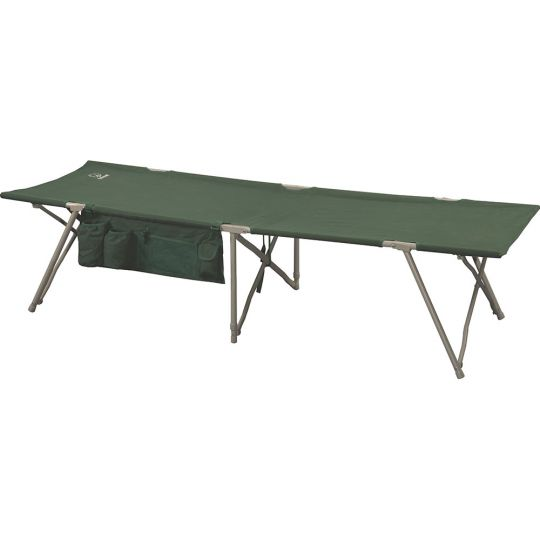 Кровать складная BD-3 зеленый