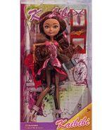 """Кукла в наборе """"Моника"""" в модном платье, с аксессуарами, шарнирная. 30 см (арт. 1333997)"""