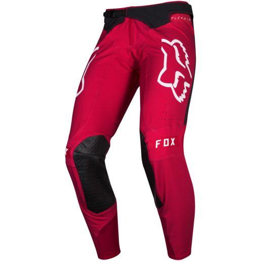 Fox - 2019 Flexair Royl Red штаны, красные
