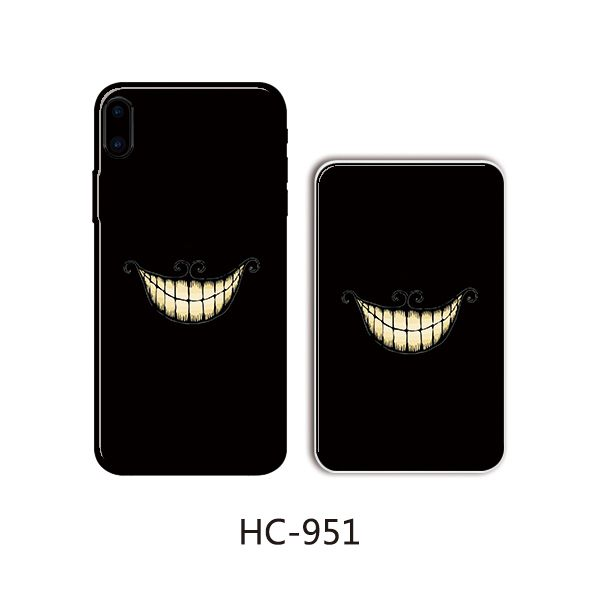 Защитный чехол HOCO Colorful and graceful series для iPhone 5/5S (улыбка)