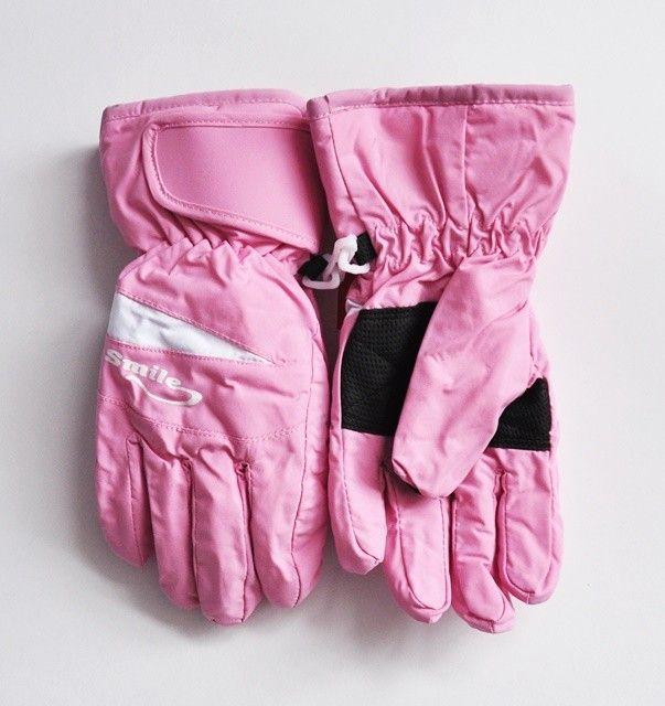 Перчатки для девочки Smile