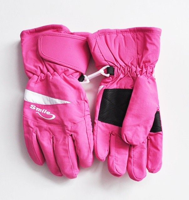 Перчатки для девочки Смайл