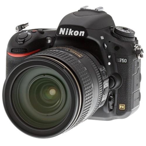 Nikon D750 kit 18-140 MM VR