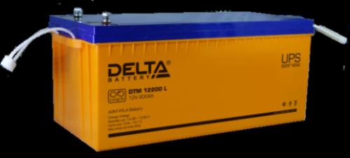 Аккумуляторная батарея DTM 12200 L