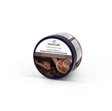 иННатюр - Крем для тела на масле кокоса с экстрактом какао