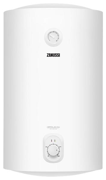Электрический накопительный водонагреватель Zanussi Orfeus DH ZWH/S 80, 80 л, сухой ТЭН