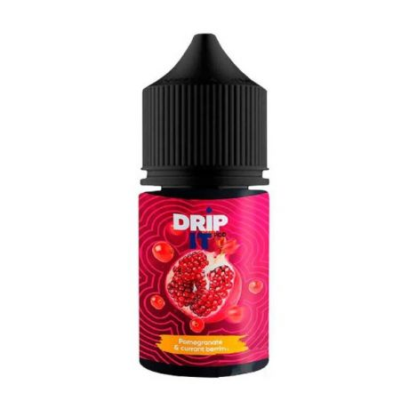 DRIP IT POD POMEGRANATE AND CURRANT BERRIES [30мл.]