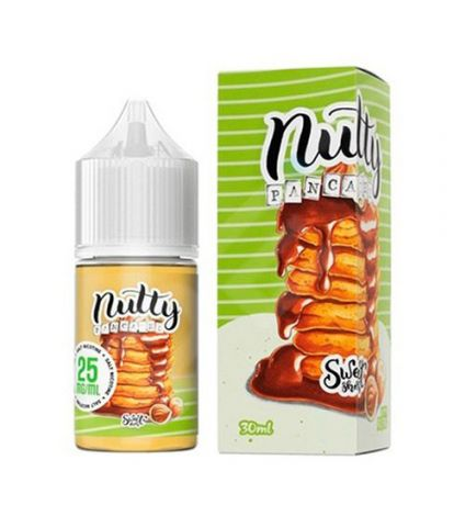 Жидкость SWEET SHOTS SALT NUTTY PANCAKES  [30 мл]