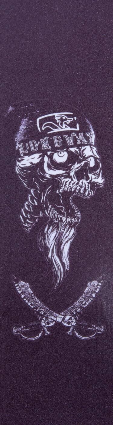 Шкурка для самоката Longway Printed Pirate