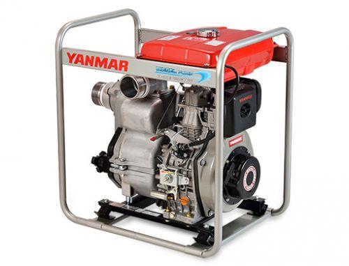 Дизельная мотопомпа Yanmar YDP30TN