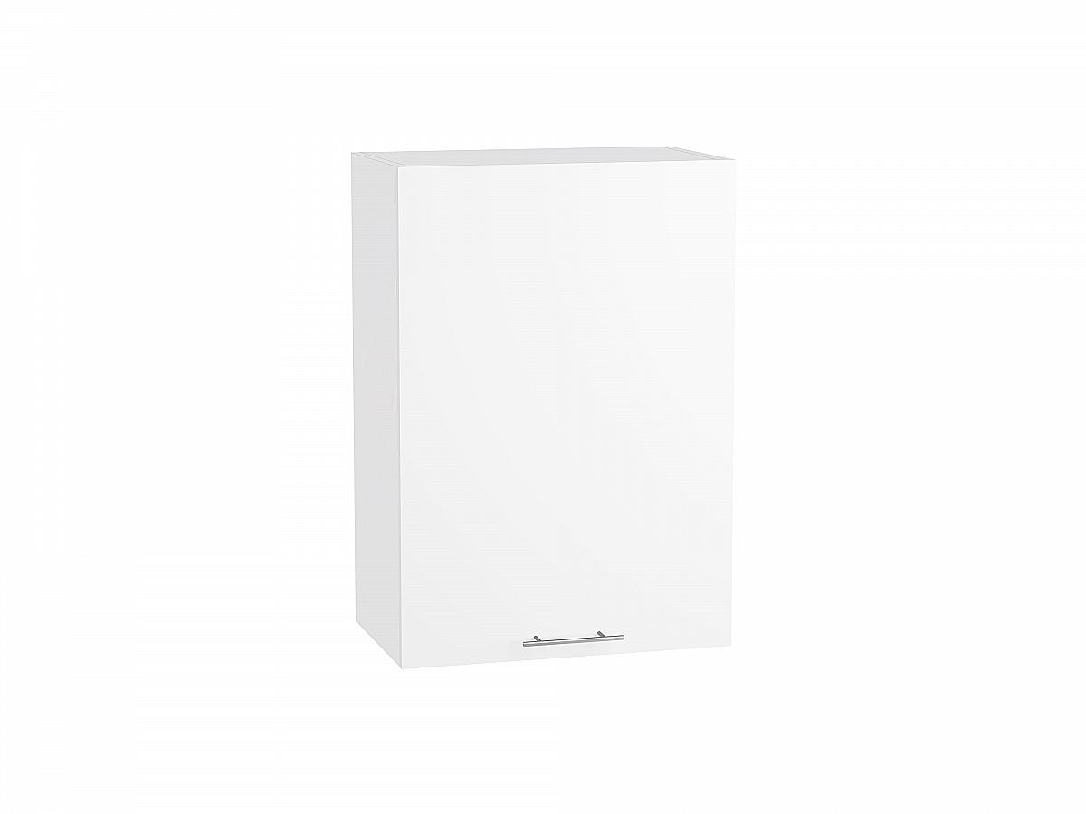 Шкаф верхний Валерия В509 белый глянец