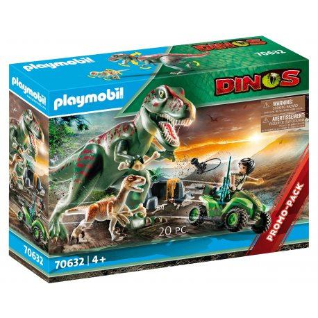 Атака тираннозавра