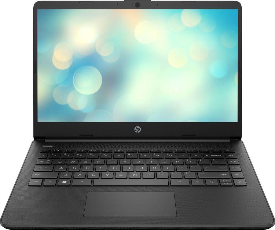 Ноутбук HP 14s-dq3003ur Чёрный (3E7L7EA)