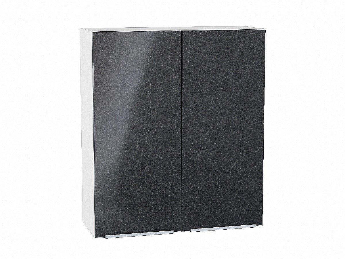 Шкаф верхний Фьюжн В809 Anthracite
