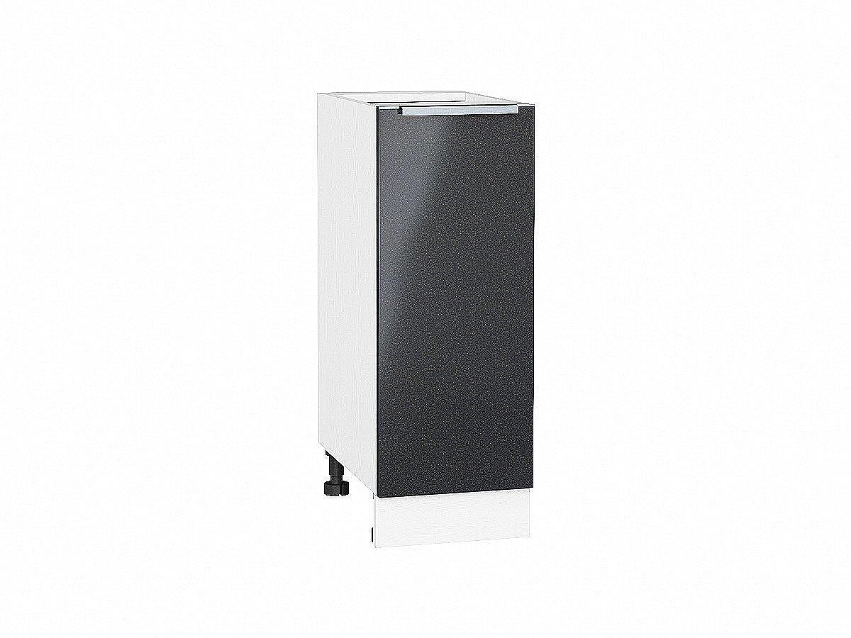 Шкаф нижний Фьюжн Н300 Anthracite