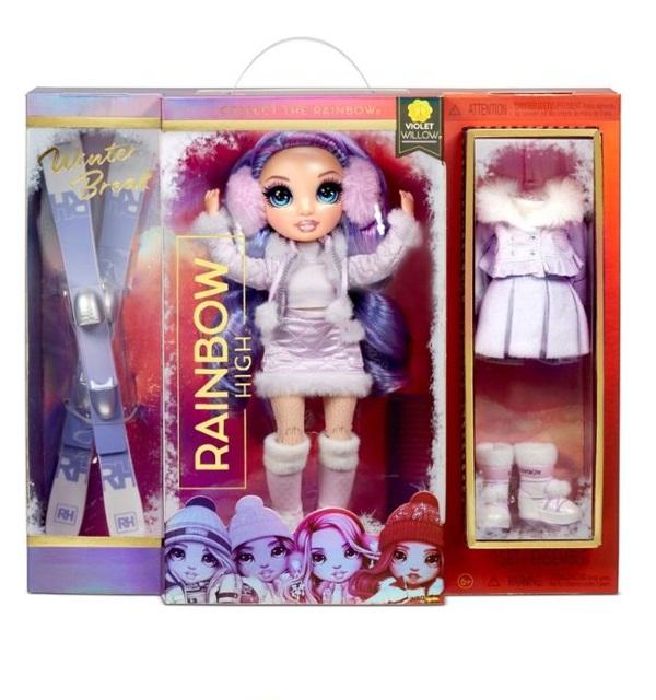 Кукла Winter Break Fashion Doll- Violet Willow