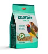 Padovan SUNMIX ESOTICI Комплексный корм для тропических птиц, 850гр