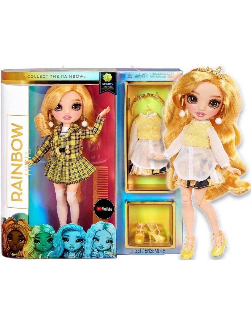 Кукла Rainbow-Шерил Мейер