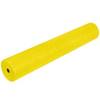 Простыня в рулоне 200*70 ,  Цвет желтый, плотность 15 №100 шт.