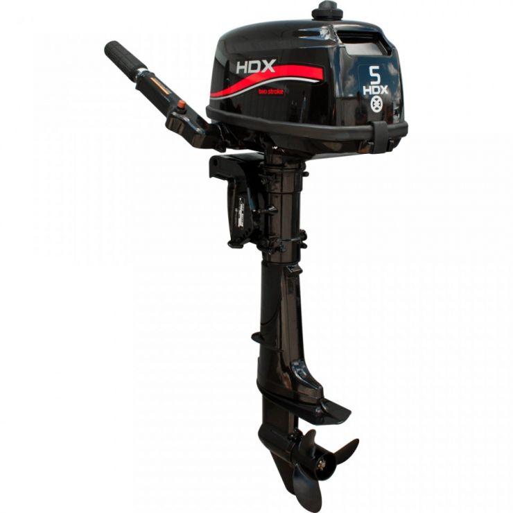 Двигатель HDX T 5 BMS 2-х тактный