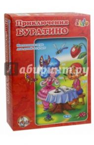 "Ходилка ""Приключения Буратино"" (288)"
