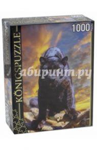 """Puzzle-1000 """" Пантера""""  (ГИК1000-6551)"""