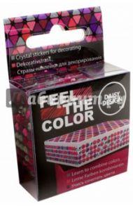 Наклейки для декорирования Pretty Pink of FEEL (62358)