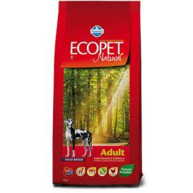 Ecopet Natural Maxi (Экопет Нэчурал Макси для крупных собак с курицей)