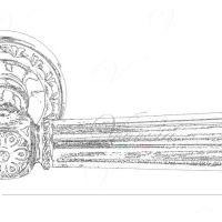Ручка Venezia Castello D2