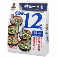 Мисо-суп Shinsyuichi 12 порций 5 вкусов