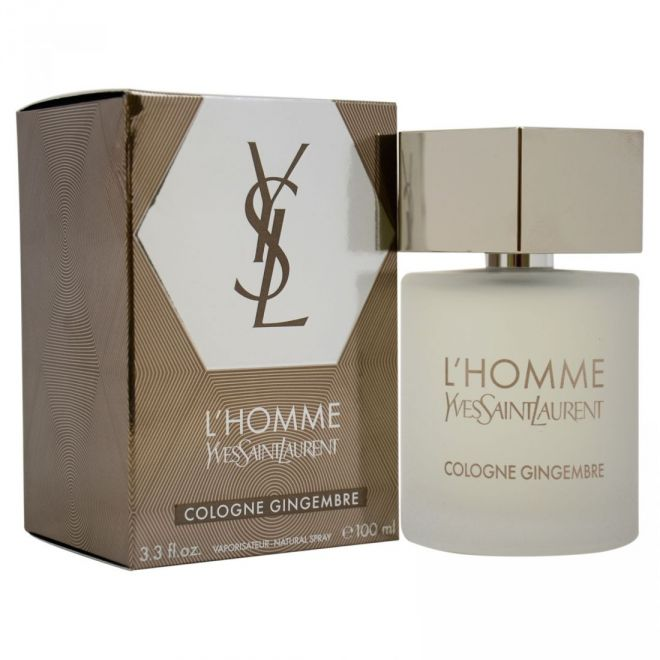 YSL  L' Homme COLOGNE GINGEMBRE