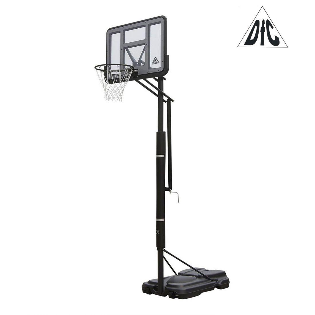 Мобильная баскетбольная стойка 44 DFC STAND44PVC1