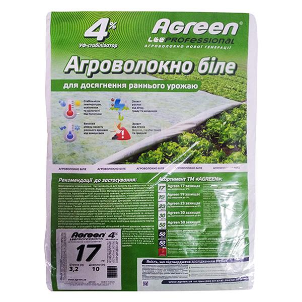 Agreen, 17 г/м2, размер - 3,2*10 м (32 м2)
