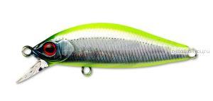 Воблер ZipBaits Rigge Flat 45S 45 мм / 3,8 гр / Заглубление: 0,2 - 1 м / цвет: 202R