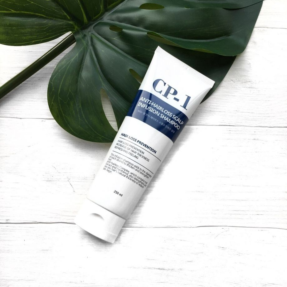 ESTHETIC HOUSE Шампунь против выпадения волос CP-1 Anti-hairloss scalp infusion shampoo 250ml