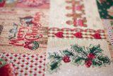 Скатерть Новогодняя ночь гобелен 140х220
